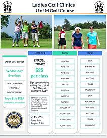 Ladies Clinics at U of M Golf Course.jpg
