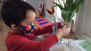 Montessori Monday: The Grammar Symbols