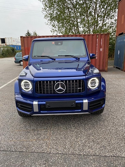 Mercedes-Benz G 63 AMG 2021 Exclusive Leather