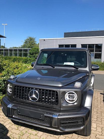 Mercedes-Benz G 63 AMG Designo Grey/Black