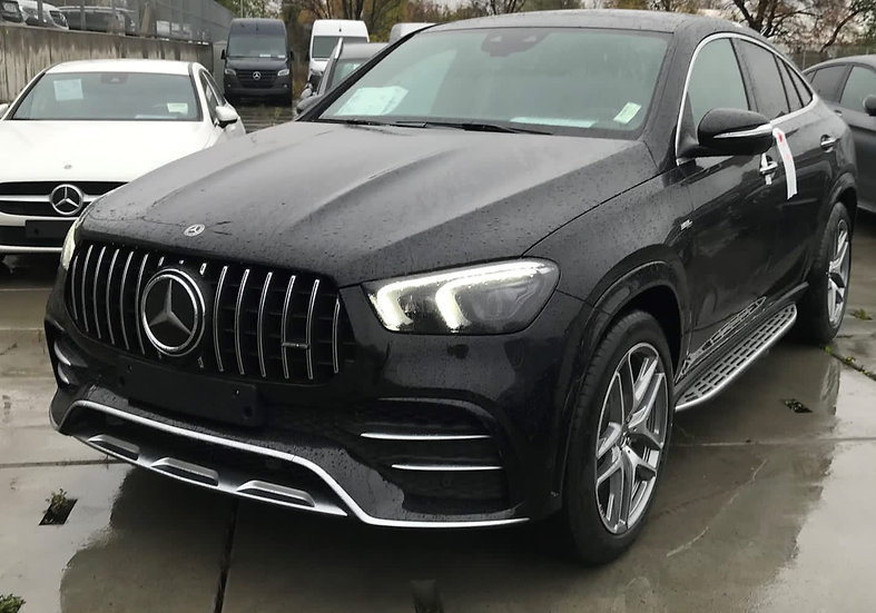 GLE 53 Coupe New 2021 model
