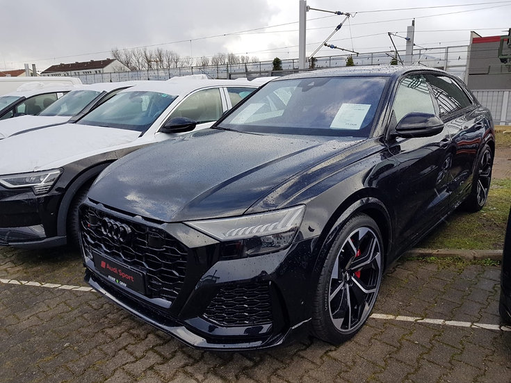 Audi RSQ8 1200 km  2020