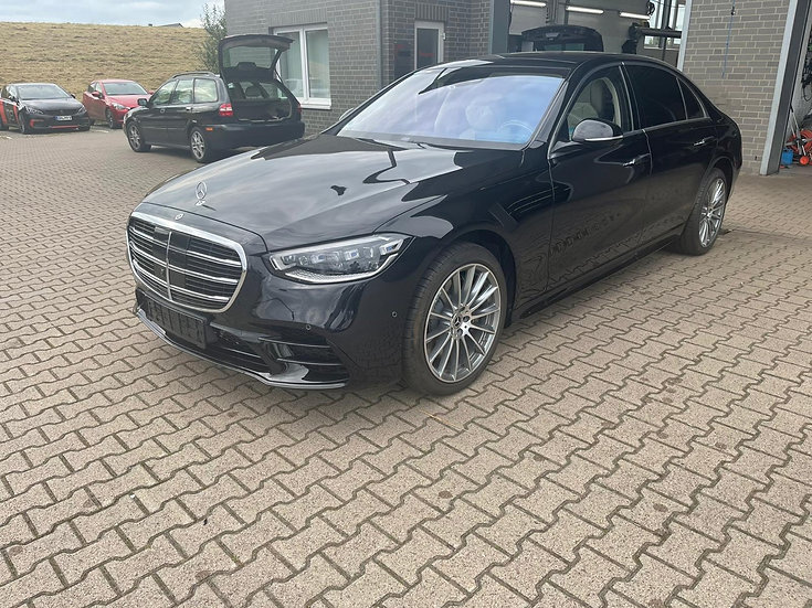 Mercedes S500LAMG Ready for delivery for December 2020