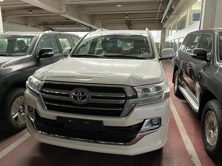 Toyota Land Cruiser Diesel V8 VXR NEW 2021