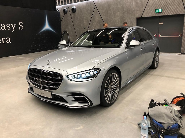 Mercedes S500L 4 Matic AMG Ready for delivery for December 2020