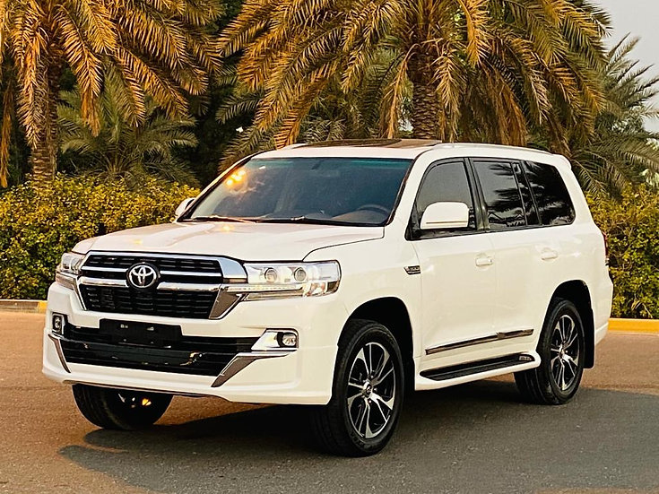 Land Cruiser V6 Petrol 2014