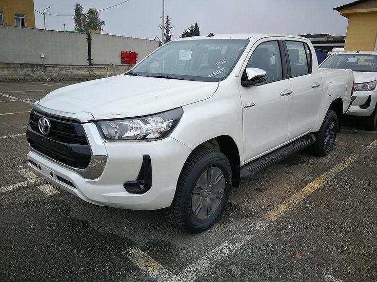 Hilux Diesel 4x4 NEW MODEL 2021