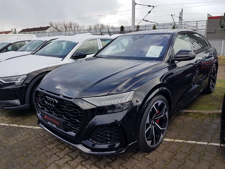 Audi RS Q8 4.0TFSI