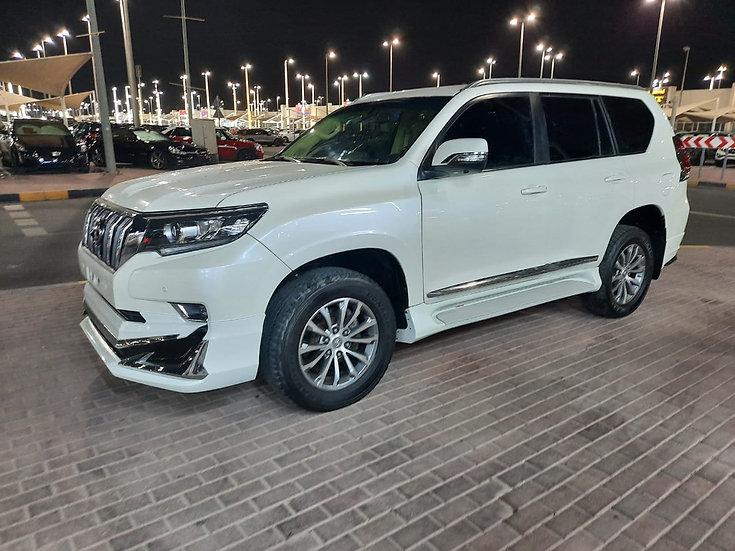 Toyota Prado VXR 2016