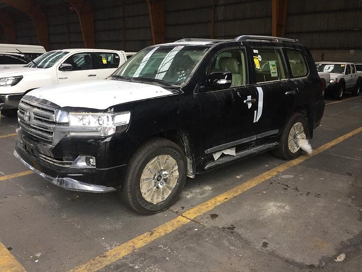 Toyota Land Cruiser V8 VXR Diesel New