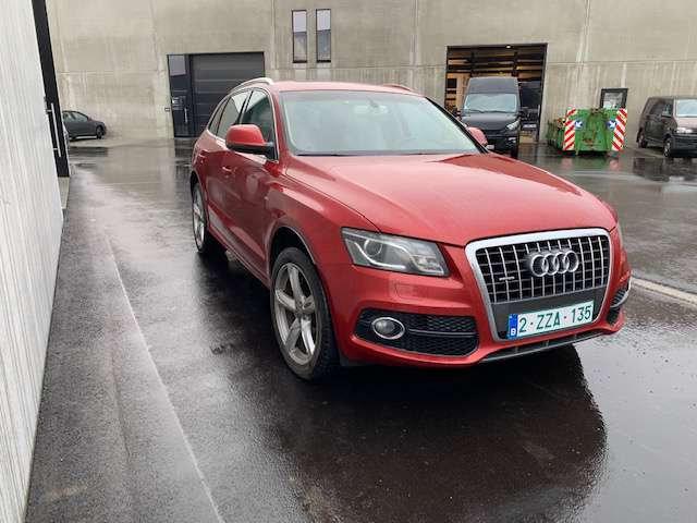 Audi Q5 2.0L Quattro S-Line Export