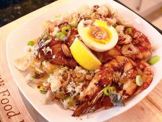 Pancit Palabok - Seafood Noodles