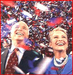 McCain Rally in NH