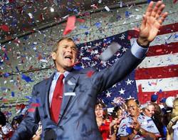 Bush Rally in FLA