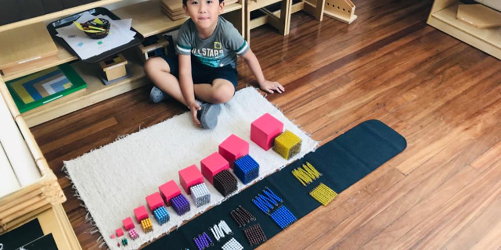Online Montessori Summer Class (July) - Assessment