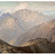 On Top of Goatfell, Arran (1948)