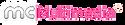 MC Multimedia website design logo