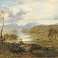 Loch Fad Isle of Bute to Arran