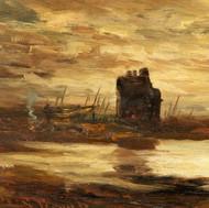 Sunset Lochranza