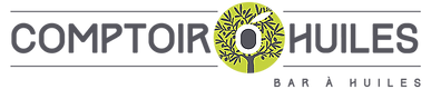 Logo Comptoir O Huiles Bar à Huiles