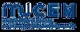Logo Mucem Bleu PNG