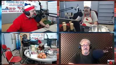 Radio RO USA - Cafeaua de Dimineata - 11.26.2016