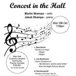 Concert in the Hall