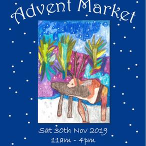 Corbenic's 2019 Advent Market