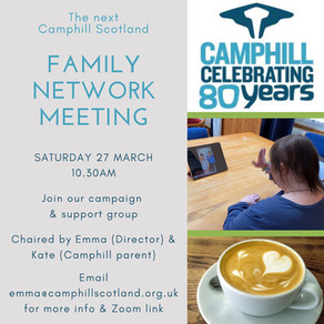 Family Network Meeting