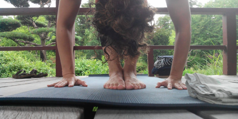 Mini – Atelier Ashtanga yoga et l'Auto pratique