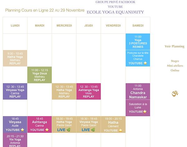 Planning Novembre Yoga Equanimity.png
