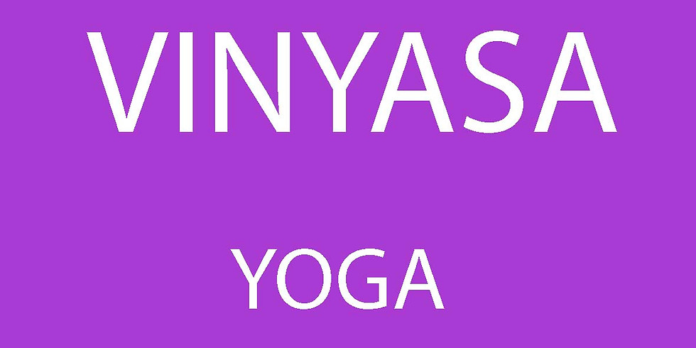 Vinyasa Yoga 12h30 - Aude