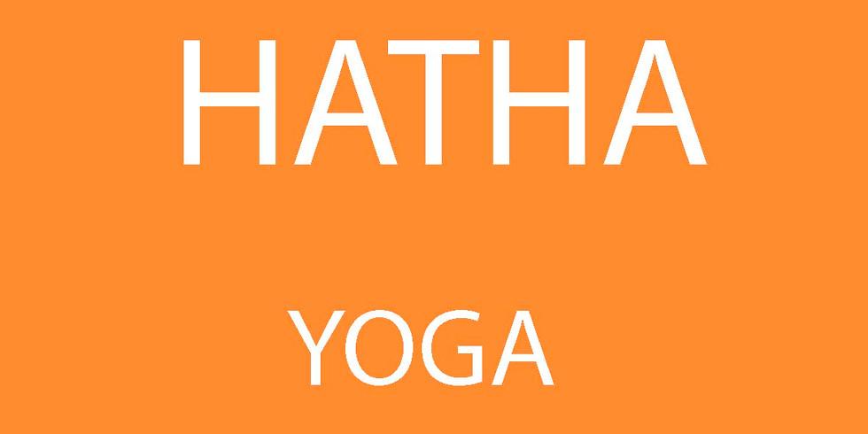 Hatha Yoga 19h15 - Mathieu