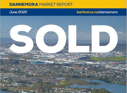 Dannemora , Flat Bush Market Report June 2020