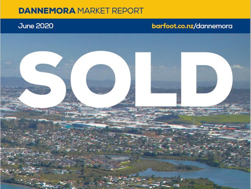 Dannemora , Flat Bush Market Report June 2020