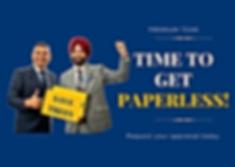 Paperless appraisal Munish Bhatt