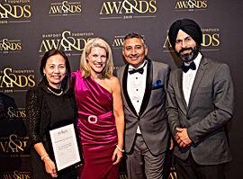 Premium Team Munish Bhatt and Gurbir Sodhi Barfoot and Thompson Awards