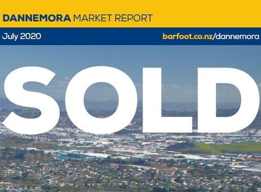 Dannemora , Flat Bush Market Report July 2020
