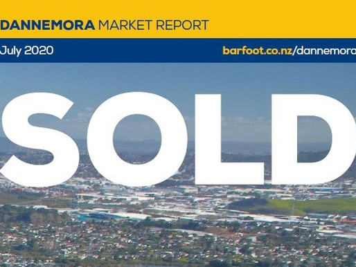 Dannemora , Flat Bush Market Report July 2020