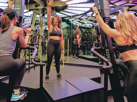 VUE Climbs Into Latest Fitness Craze
