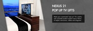 Nexus 21 Pop Up TV Lifts