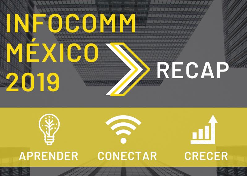InfoComm Mexico 2019