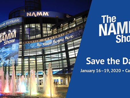 Join International Sales and these Brands at NAMM!