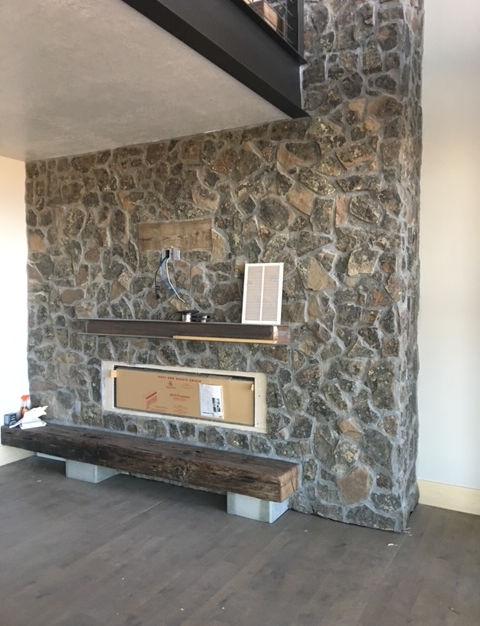 Bucks Canyon Fireplace
