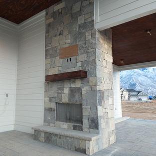 Kings Peak Fireplace