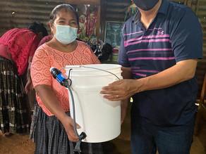 Hurricane in Guatemala