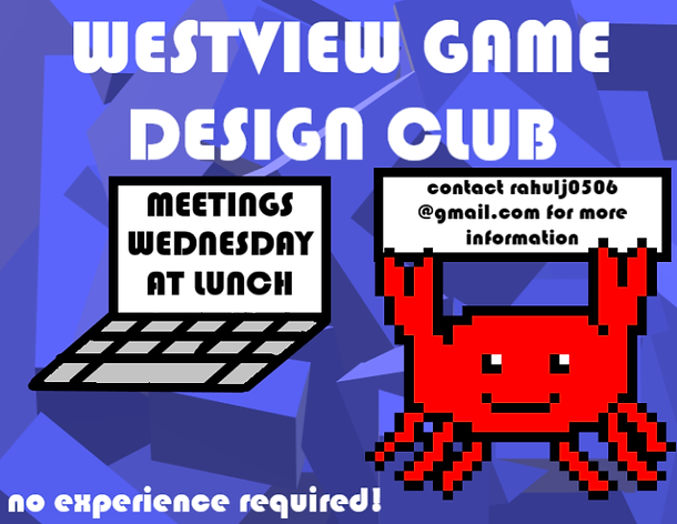 Westview Game Design Club