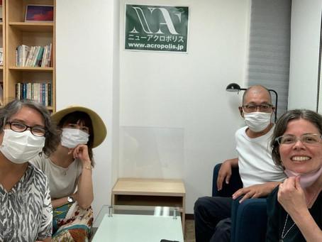 ニューアクロポリス大阪教室がスタートしました