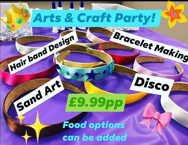 Arts & Craft party.JPG