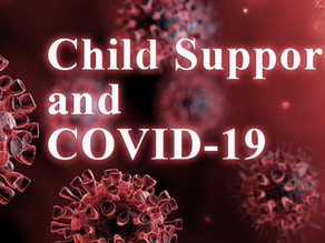 COVID-19 and Child Support in New York State